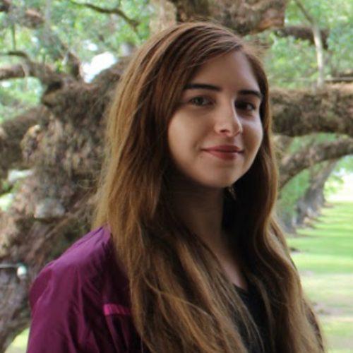 Nicole Garcia Martinez, B.A.