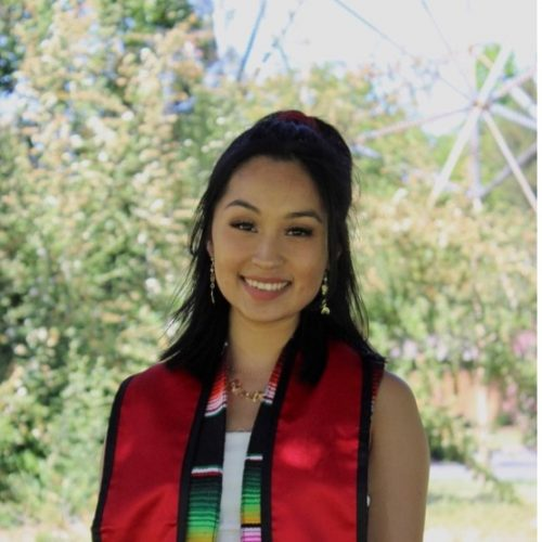 Arianna Alvarado, B.A.
